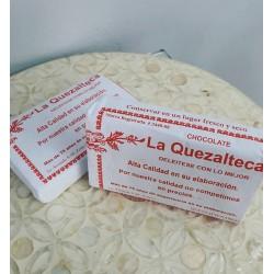 Chocolate La Quetzalteca